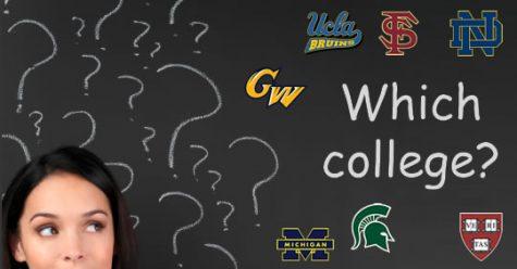 Senior College Decisions