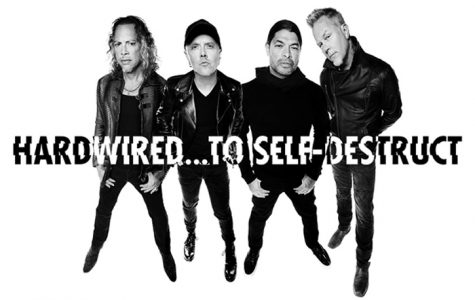 Metallica – Hardwired…to Self-Destruct (Album Review)
