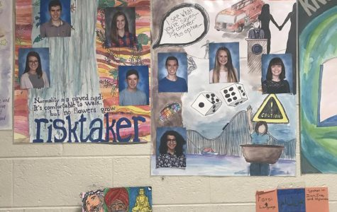 January Learner Profile Trait Recognition Award: Risk Taker