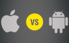 The Double Feature: Android v. Apple